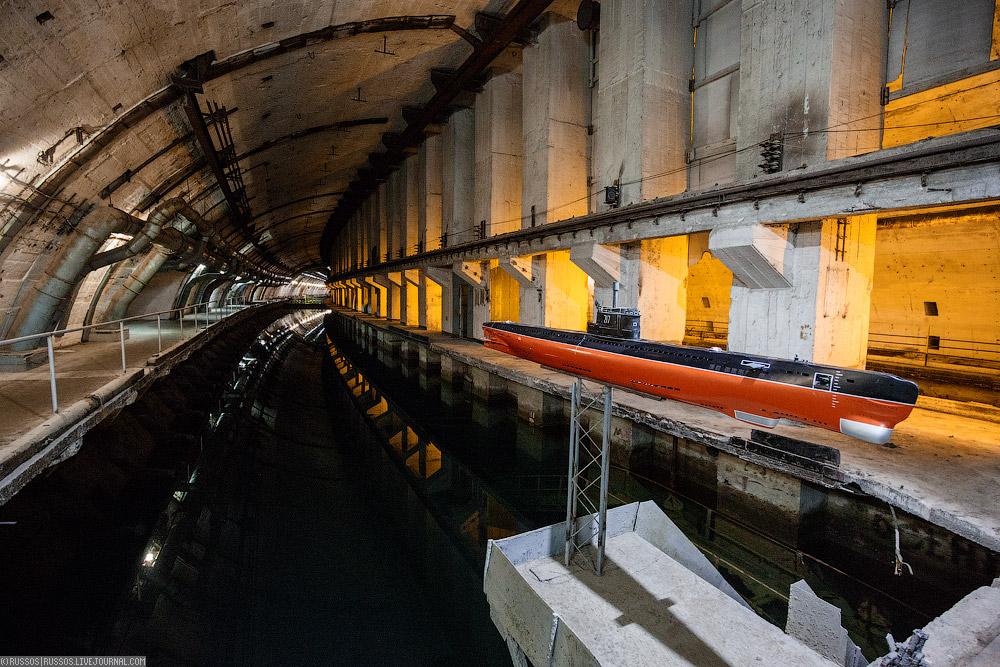 Музей подводных лодок картинки