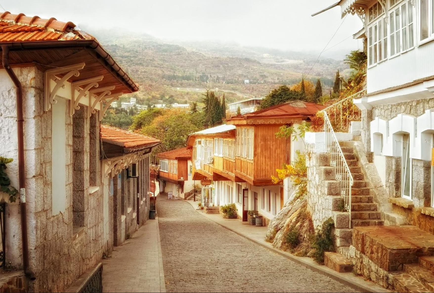 gurzuf-ulica